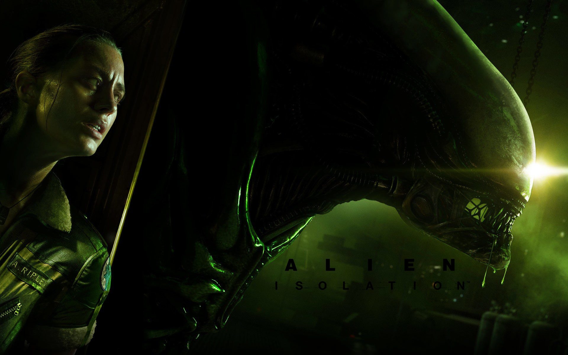 Alien Isolation art.